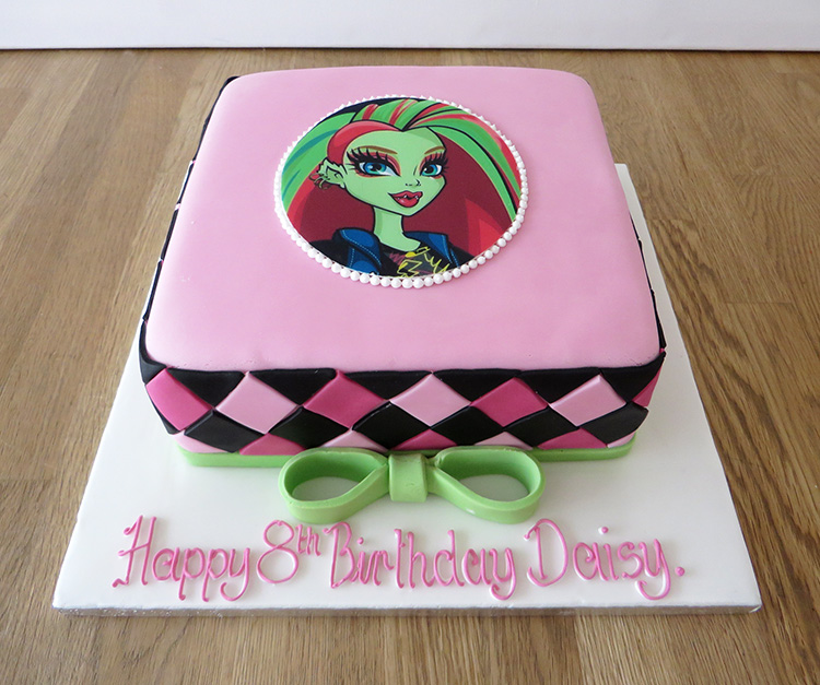 7 Publix Birthday Cakes Monster High Photo Monster High Birthday
