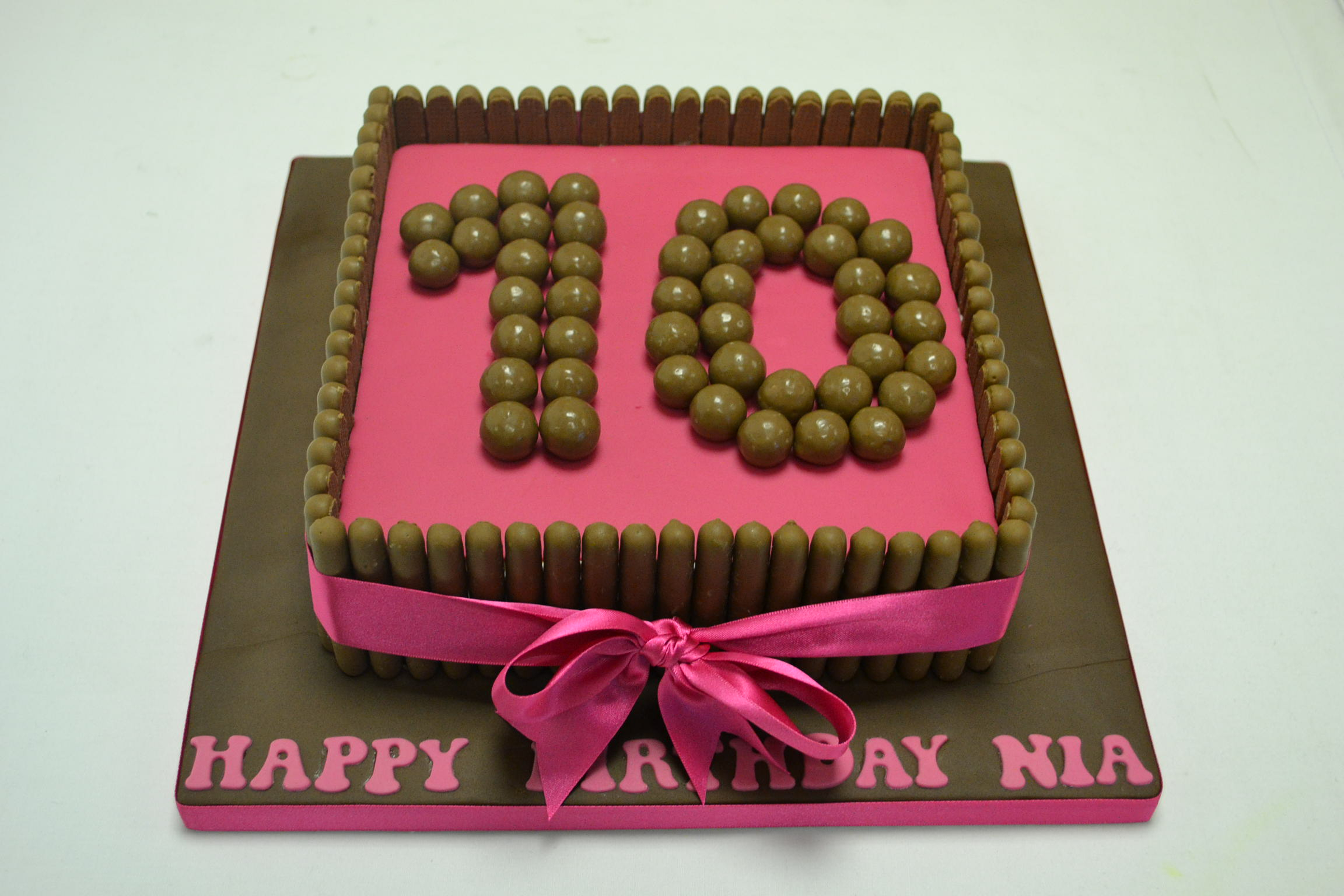 Awesome 10 Number 10 Birthday Cakes For Boys Photo Number 10 Shaped Personalised Birthday Cards Cominlily Jamesorg