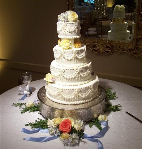 10 Old Time Wedding Cakes Photo - Old-Fashioned Wedding Cake, Old ...