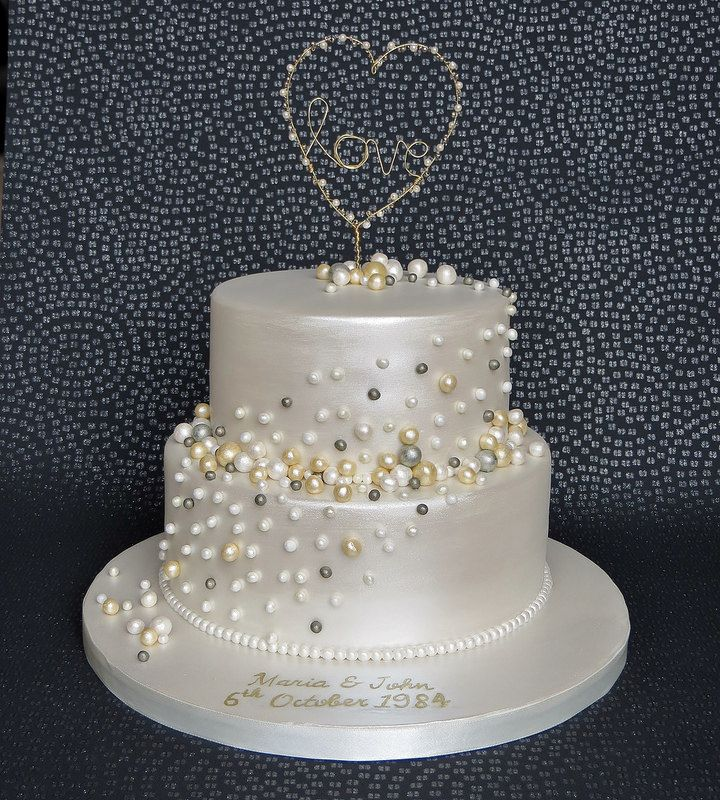13 30th Anniversary Cakes Photo 30th Anniversary Cake 30th