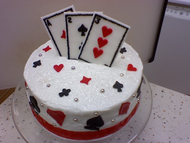 10 Card Deck Wedding Cakes Photo Playing Cards Cake Bicycle