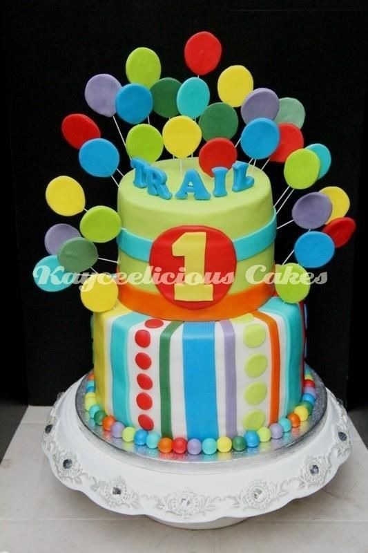 10 1 Year Boy Cakes Photo 1 Year Old Boy Birthday Cake Ideas 1