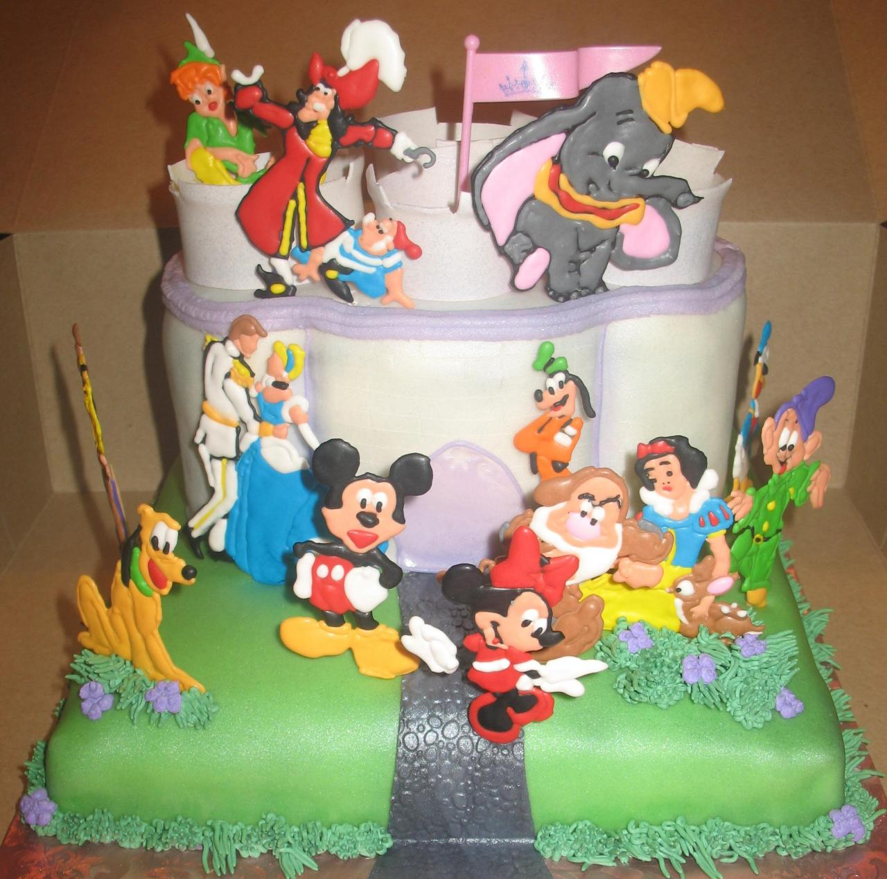 Awesome 13 Disney Cakes Gallery Photo Disney Pixar Up Birthday Cake Funny Birthday Cards Online Bapapcheapnameinfo