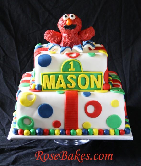 Amazing 8 Elmo Birthday Cakes Number 2 Photo Elmo 2Nd Birthday Cake Personalised Birthday Cards Epsylily Jamesorg