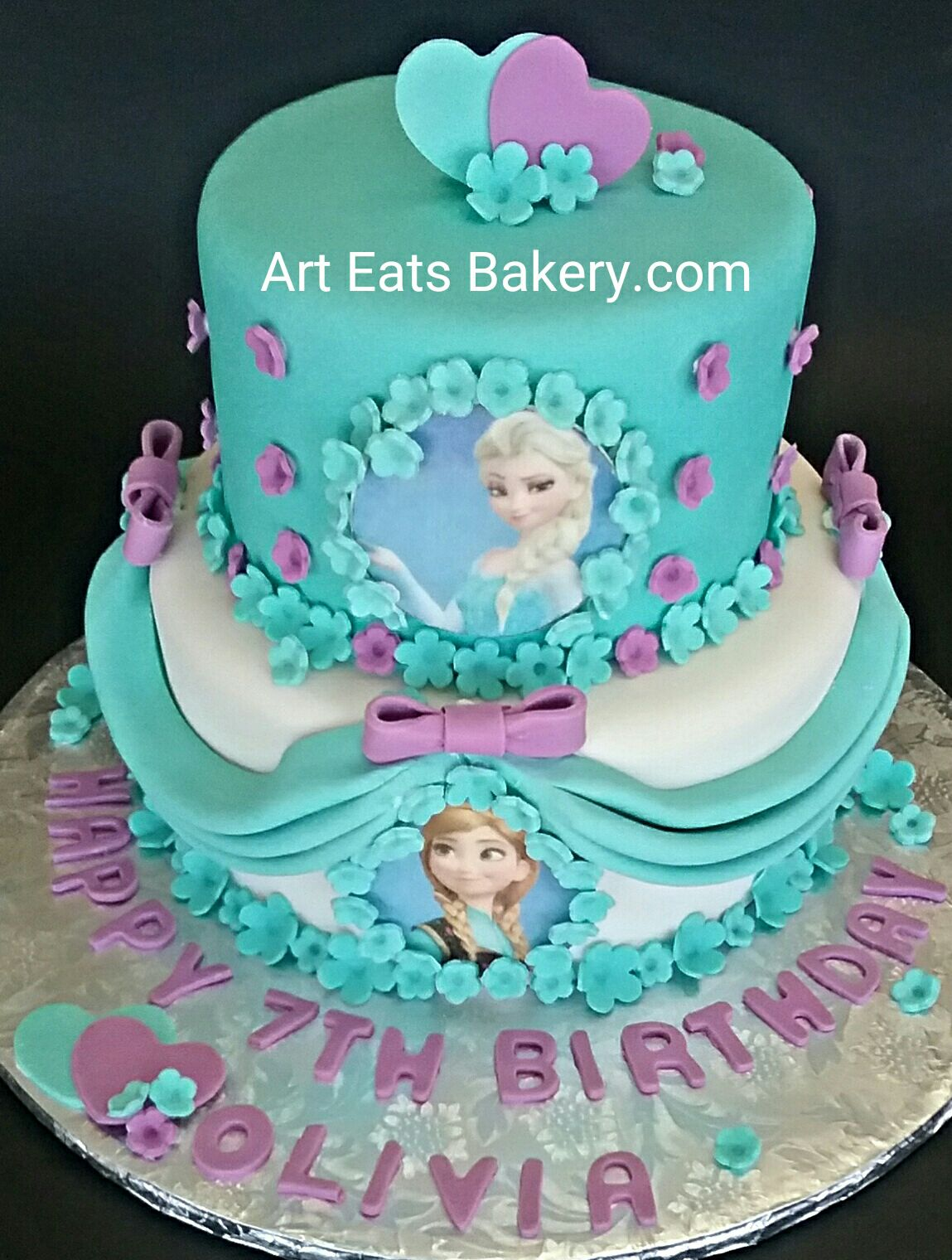 Miraculous 9 2 Years Old Frozen Girl Birthday Cakes Photo Number 2 Cupcake Birthday Cards Printable Trancafe Filternl