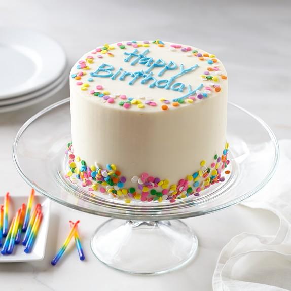 Brilliant 8 3 Tiered Confetti Adult Birthday Cakes Photo Girls Birthday Funny Birthday Cards Online Elaedamsfinfo