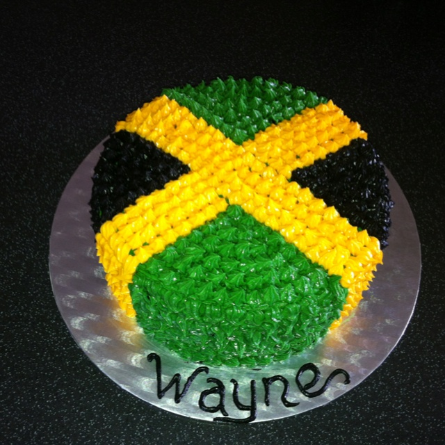 Outstanding 10 Jamaican Birthday Cakes For Guys Photo Happy Birthday Funny Birthday Cards Online Overcheapnameinfo