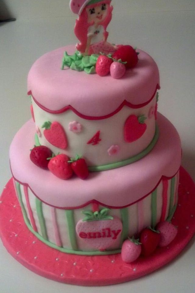 12 Funny Images Birthday Cakes For Little Girls Photo Birthday