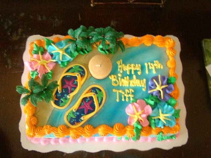 Strange 11 Hawaii Cakes For Girls 11Th Birthday Photo Hawaiian Themed Personalised Birthday Cards Fashionlily Jamesorg