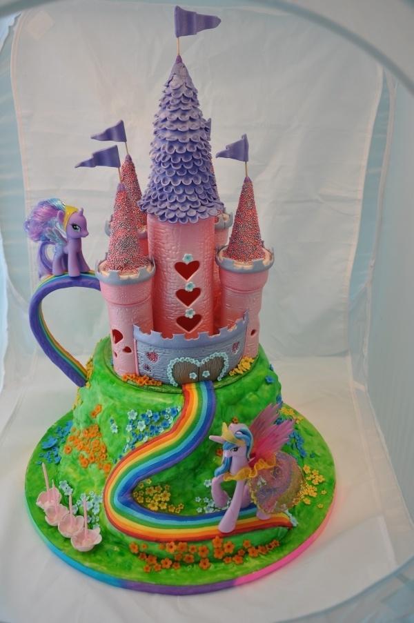 9 Shop My Little Pony Birthday Cakes Photo My Little Pony Birthday