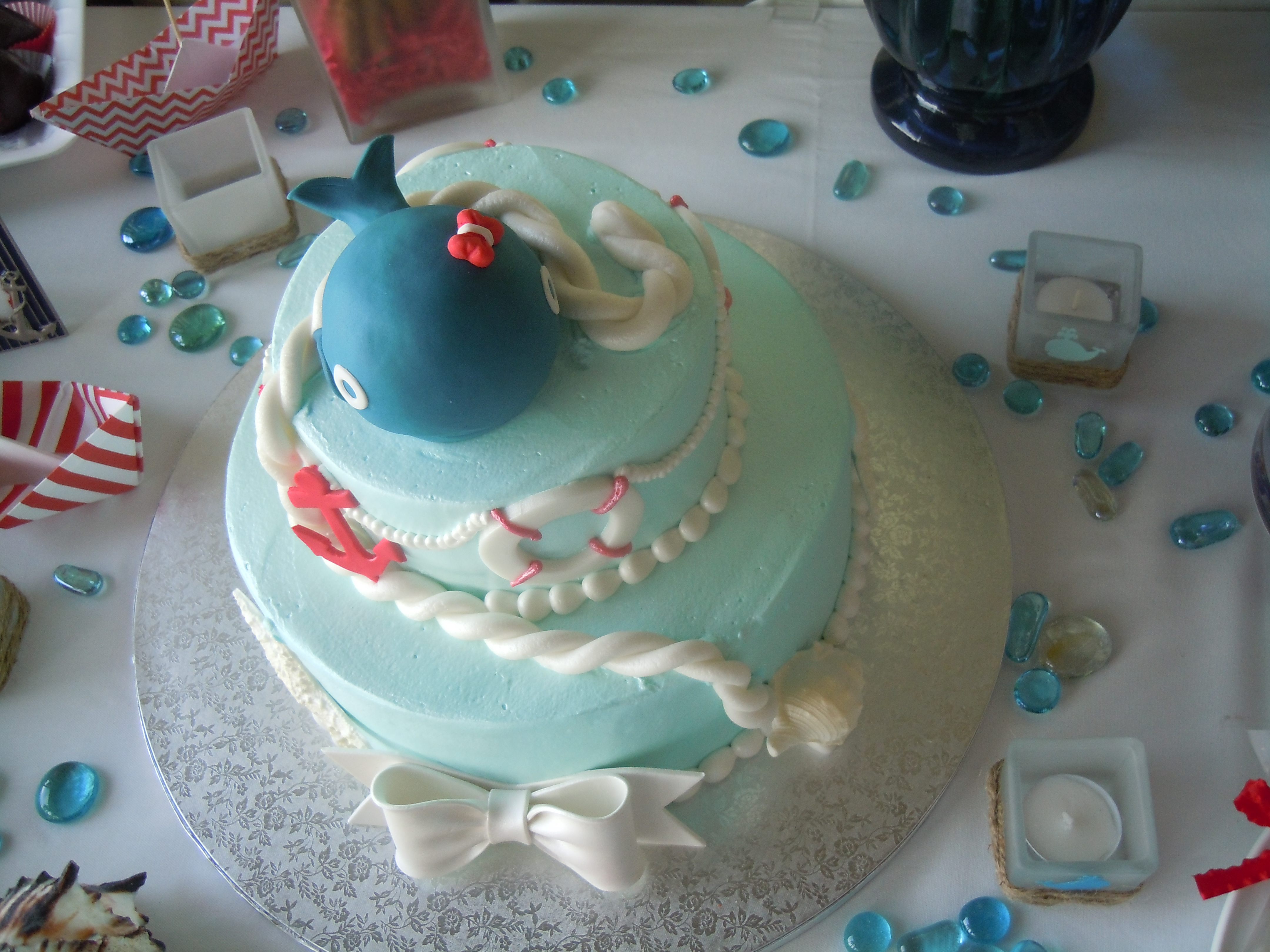 Baby Shower Cakes Quincy Ma » Baby shower cakes montilio s baking ...