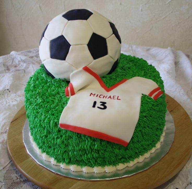 8 Little Boys Football Cakes Photo Boy Baby Shower Dessert Ideas