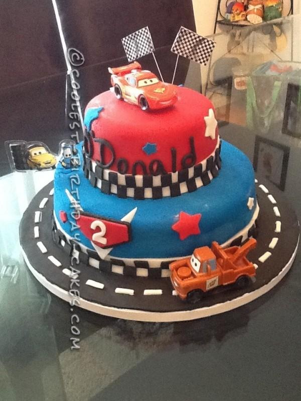 2 Year Old Boy Cake Ideas