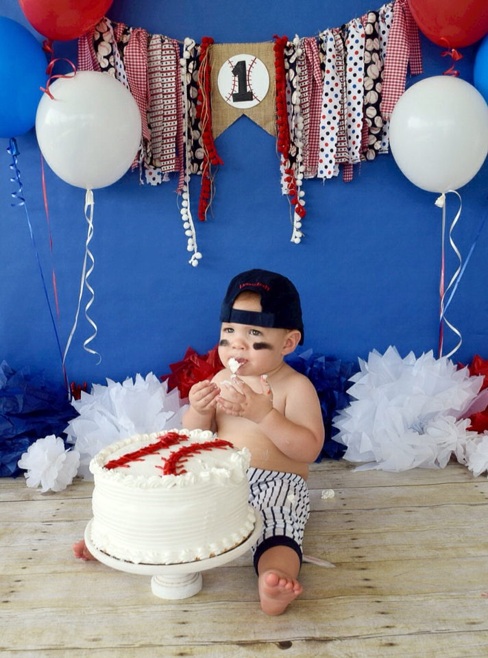 Baseball 1st Birthday Party Ideas