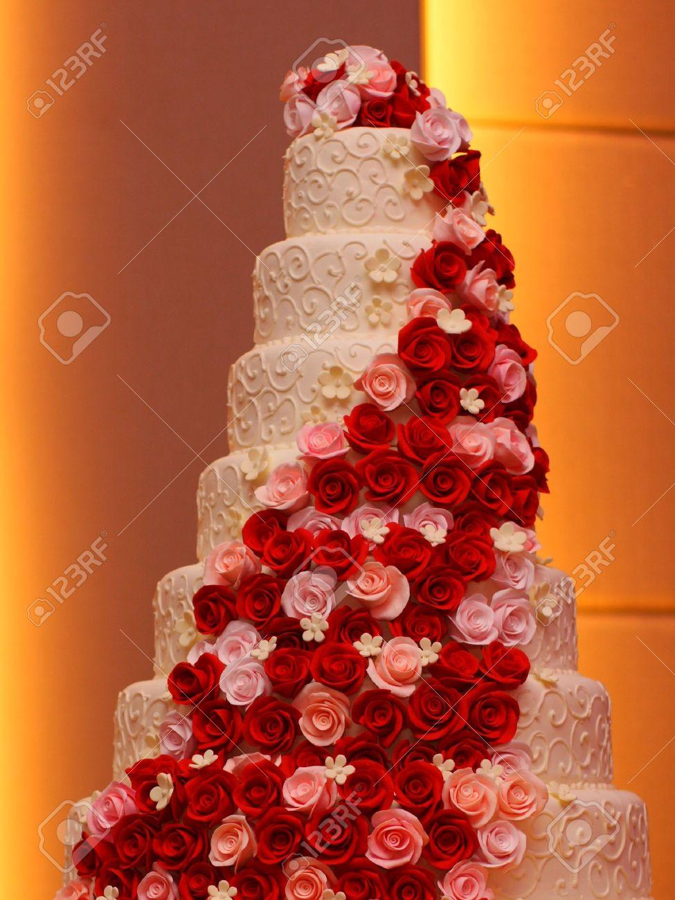Fantastic 9 Big Cakes For A Party Photo Big Beautiful Wedding Cakes Girls Funny Birthday Cards Online Alyptdamsfinfo