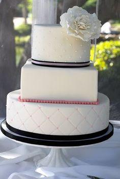 square round wedding cakes - 5000+ Simple Wedding Cakes