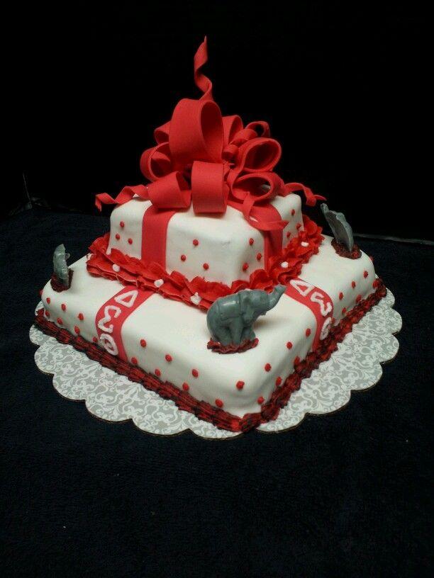 Delta Sigma Theta Birthday Cake Images