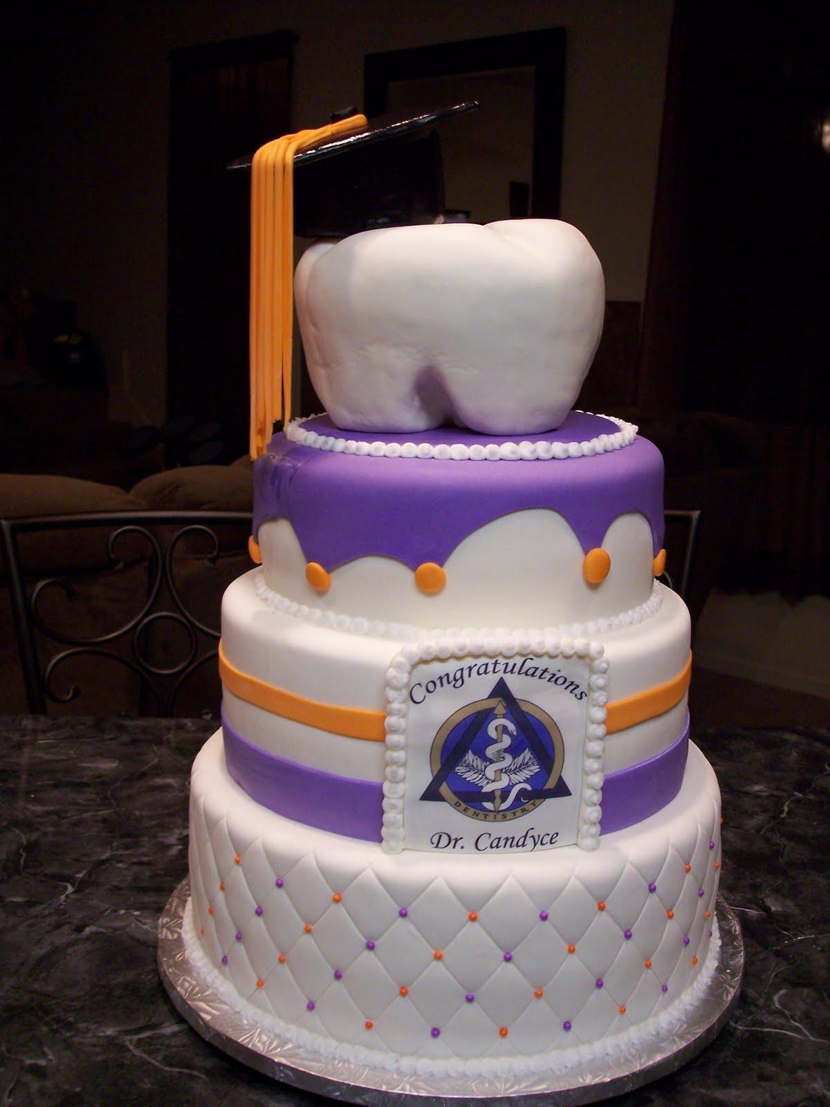 13 Dentistry Graduation Cakes Photo