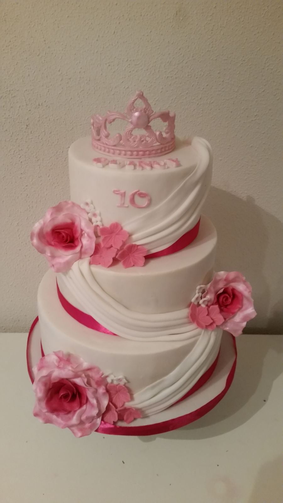 13 Animals Birthday Cakes For Girls 10th Birthday Photo Girls 10th