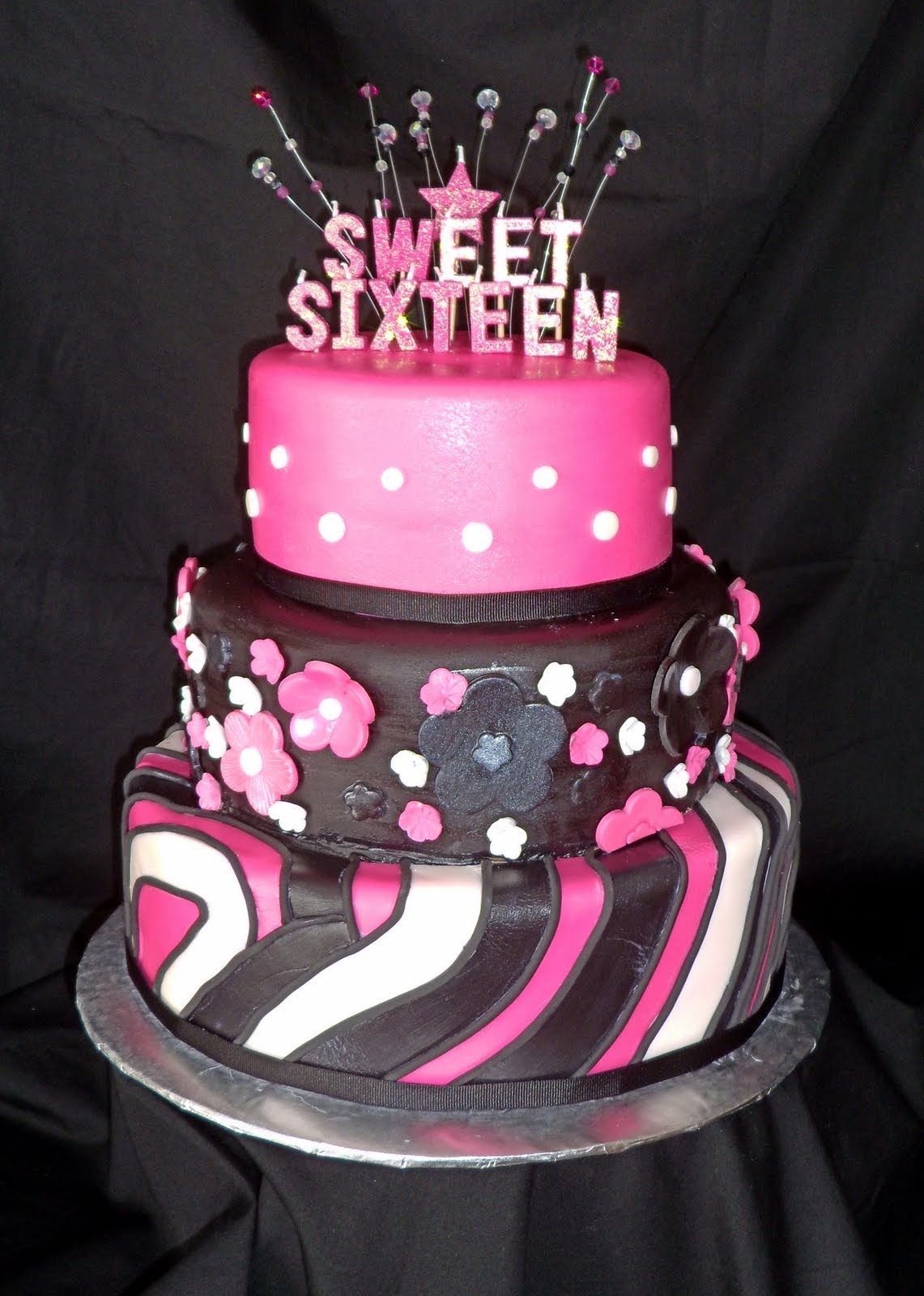 Superb 11 Happy Birthday Sweet 16 Cakes Photo Happy Sweet 16 Birthday Personalised Birthday Cards Veneteletsinfo