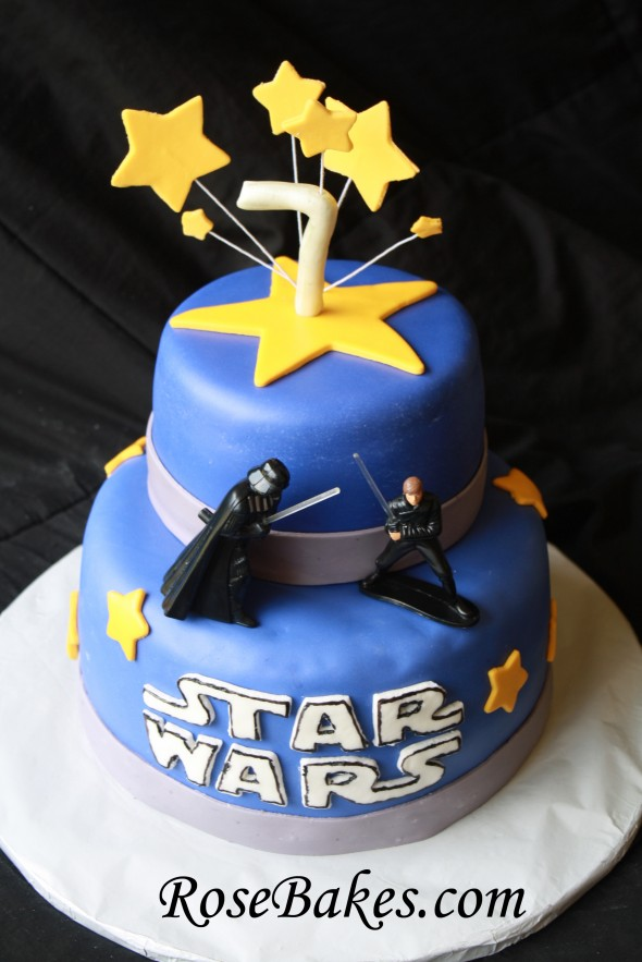 Pleasant 11 Shaws Star Wars Birthday Cakes Photo Star Wars Birthday Cake Personalised Birthday Cards Beptaeletsinfo