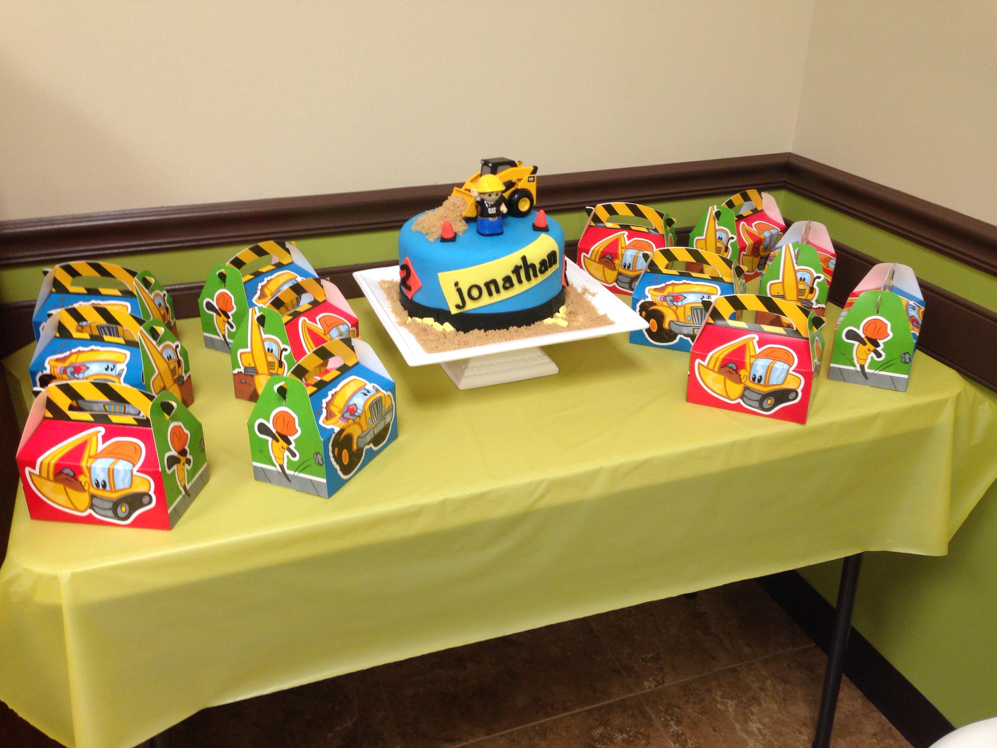 Swell 10 Tonka Truck Birthday Party Cupcakes Photo Tonka Truck Funny Birthday Cards Online Necthendildamsfinfo