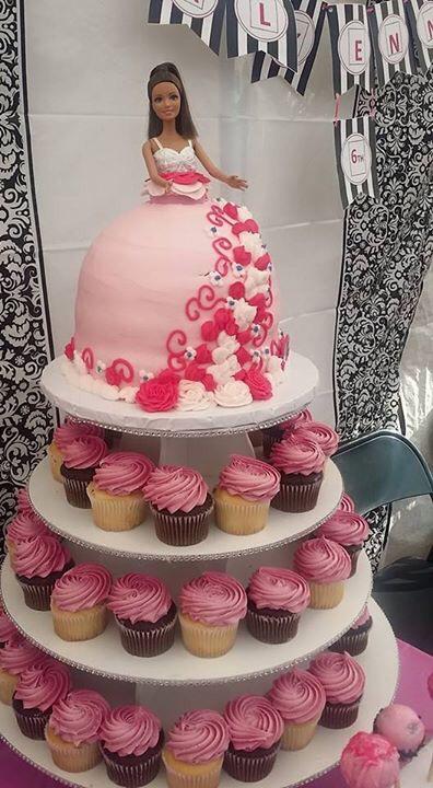 Walmart Birthday Cupcake Cakes