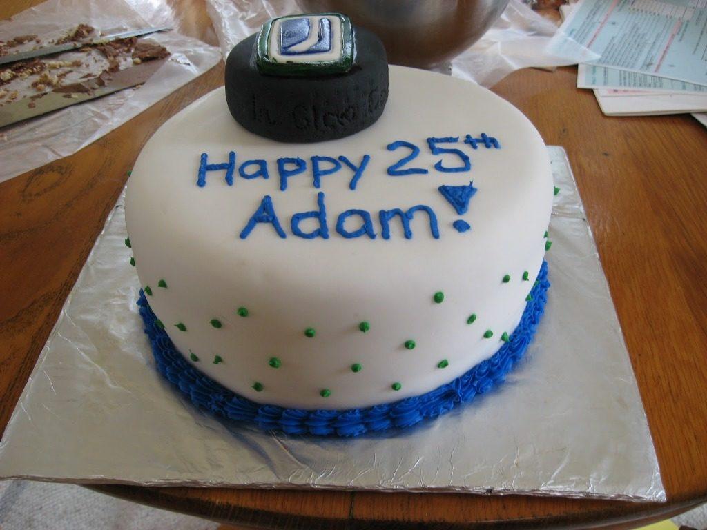 60th Birthday Cake Decorating Ideas For Men