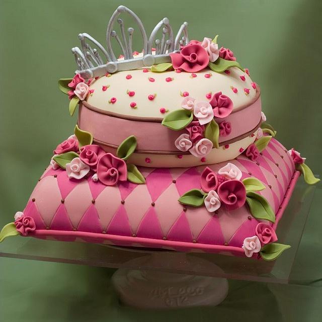 Brilliant 6 Most Beautiful Princess Birthday Cakes Photo Birthday Princess Funny Birthday Cards Online Barepcheapnameinfo
