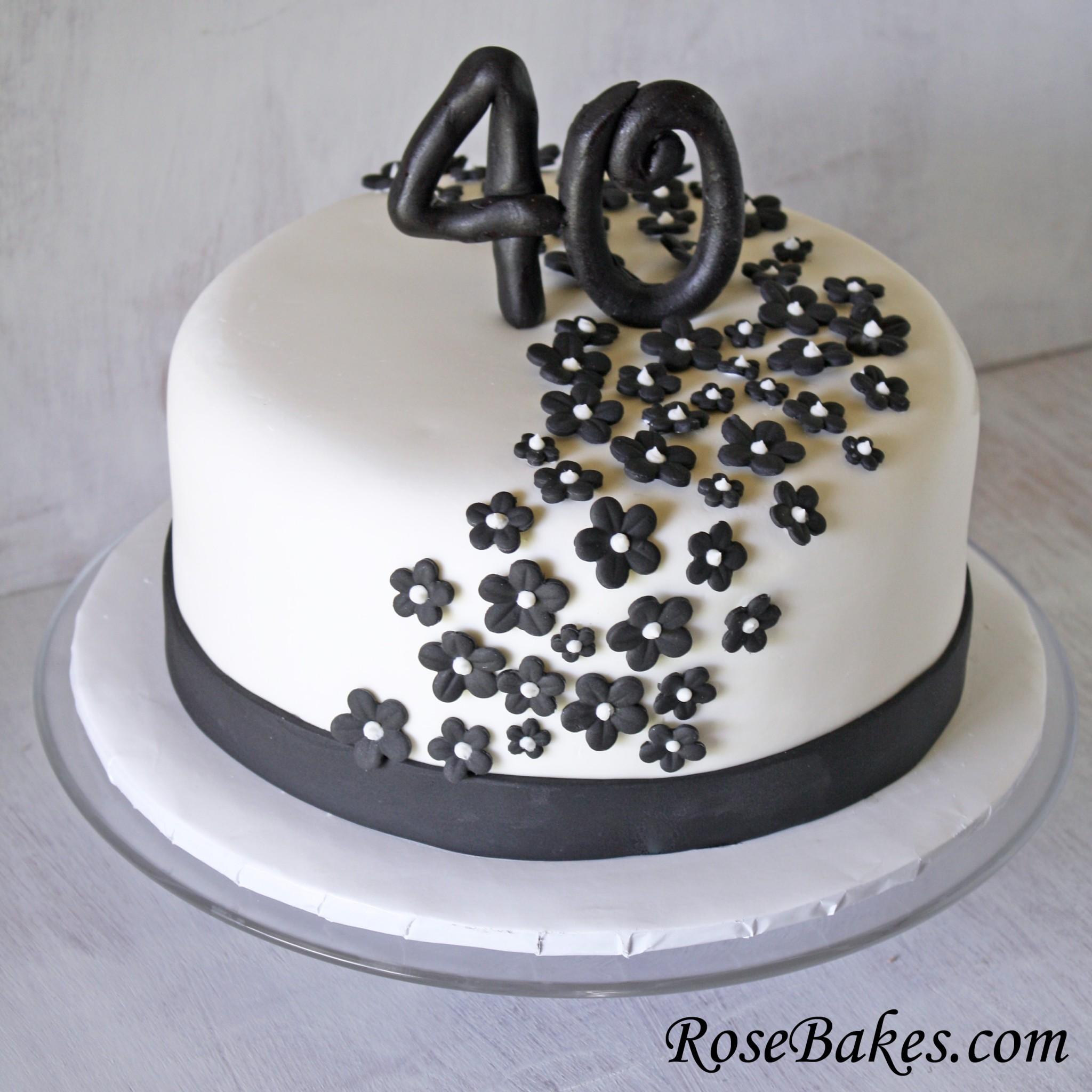 Magnificent 13 Black Elegant Birthday Cakes For Him Photo Elegant Black And Funny Birthday Cards Online Ioscodamsfinfo