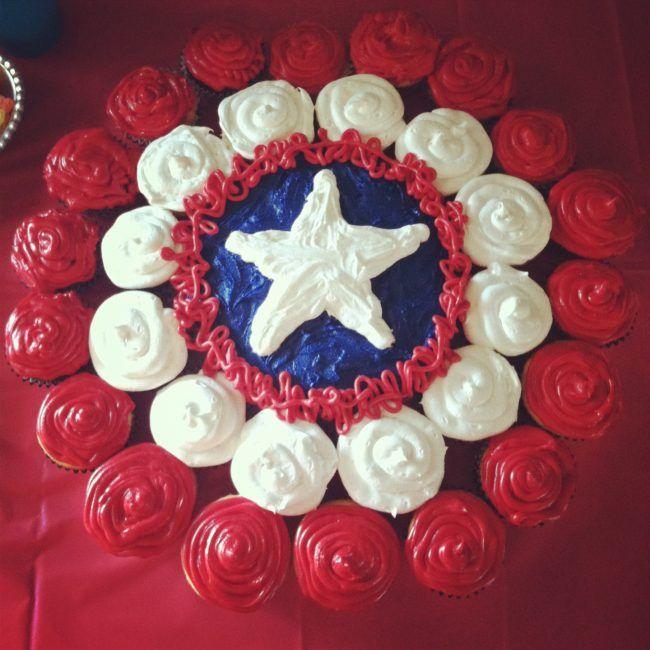11 Hulk Pull Apart Cupcakes Photo Batman Pull Apart Cupcake Cake