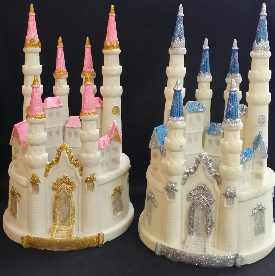Amazing 6 Castle Birthday Cakes Tall Photo Princess Castle Cake Funny Birthday Cards Online Inifofree Goldxyz