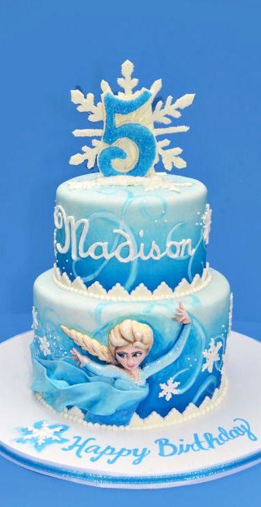 11 Frozen Birthday Cakes At Albertsons Photo Frozen Birthday Cake
