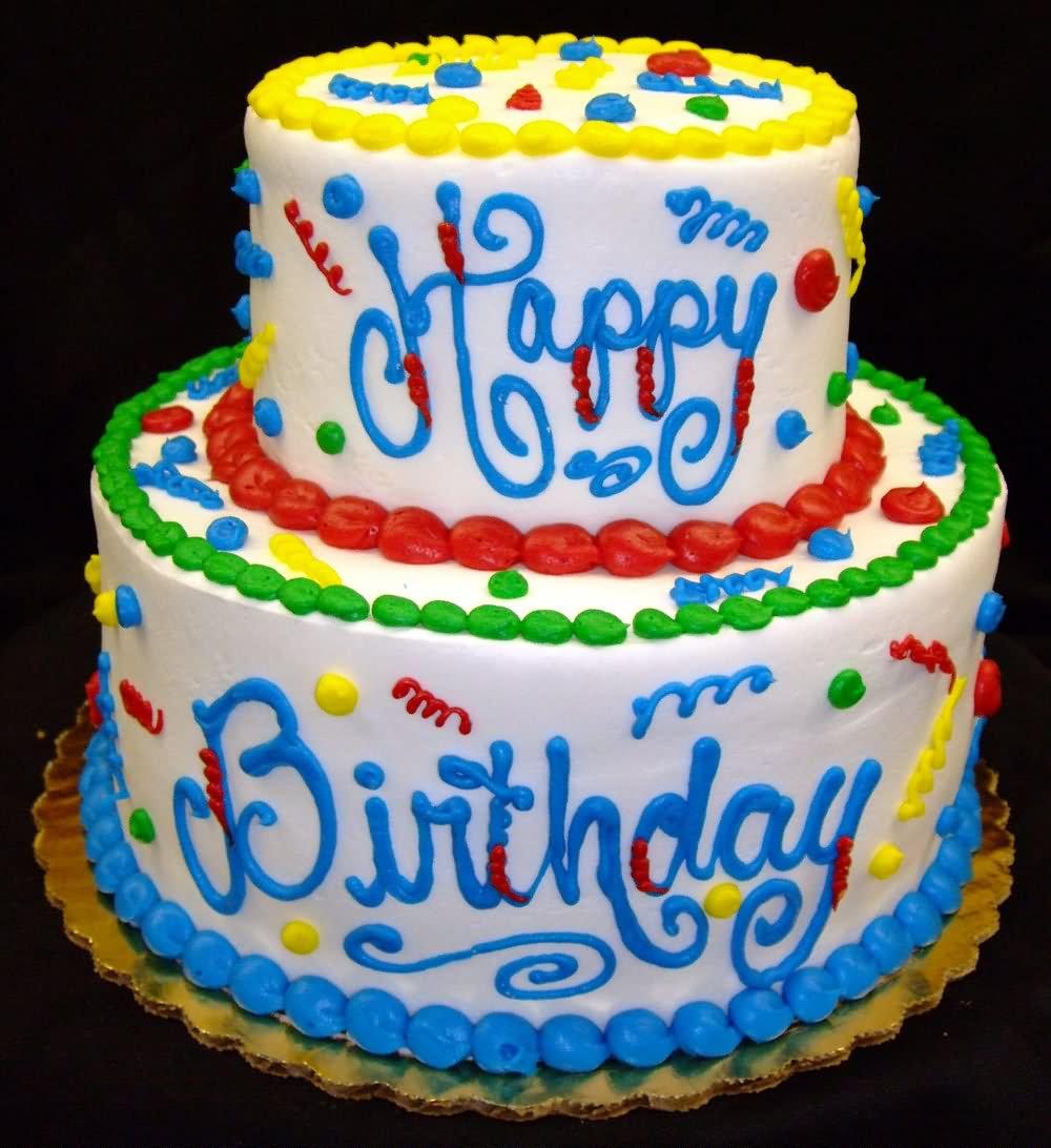 Groovy 10 Foss Happy Birthday Cakes Photo Happy Birthday Cake Happy Birthday Cards Printable Nowaargucafe Filternl