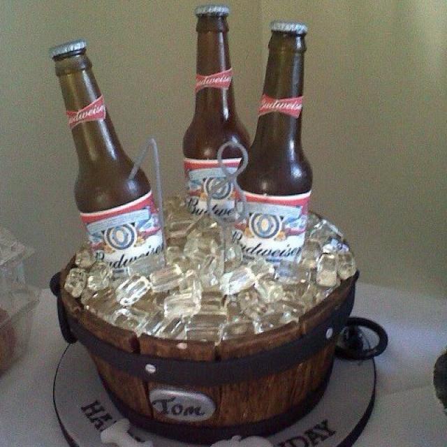 Man Birthday Cake Ideas