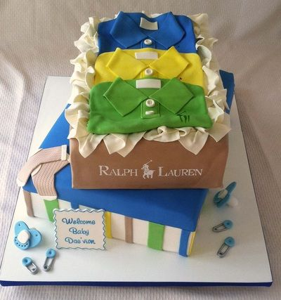 Awesome ... Polo Themed Baby Shower ...