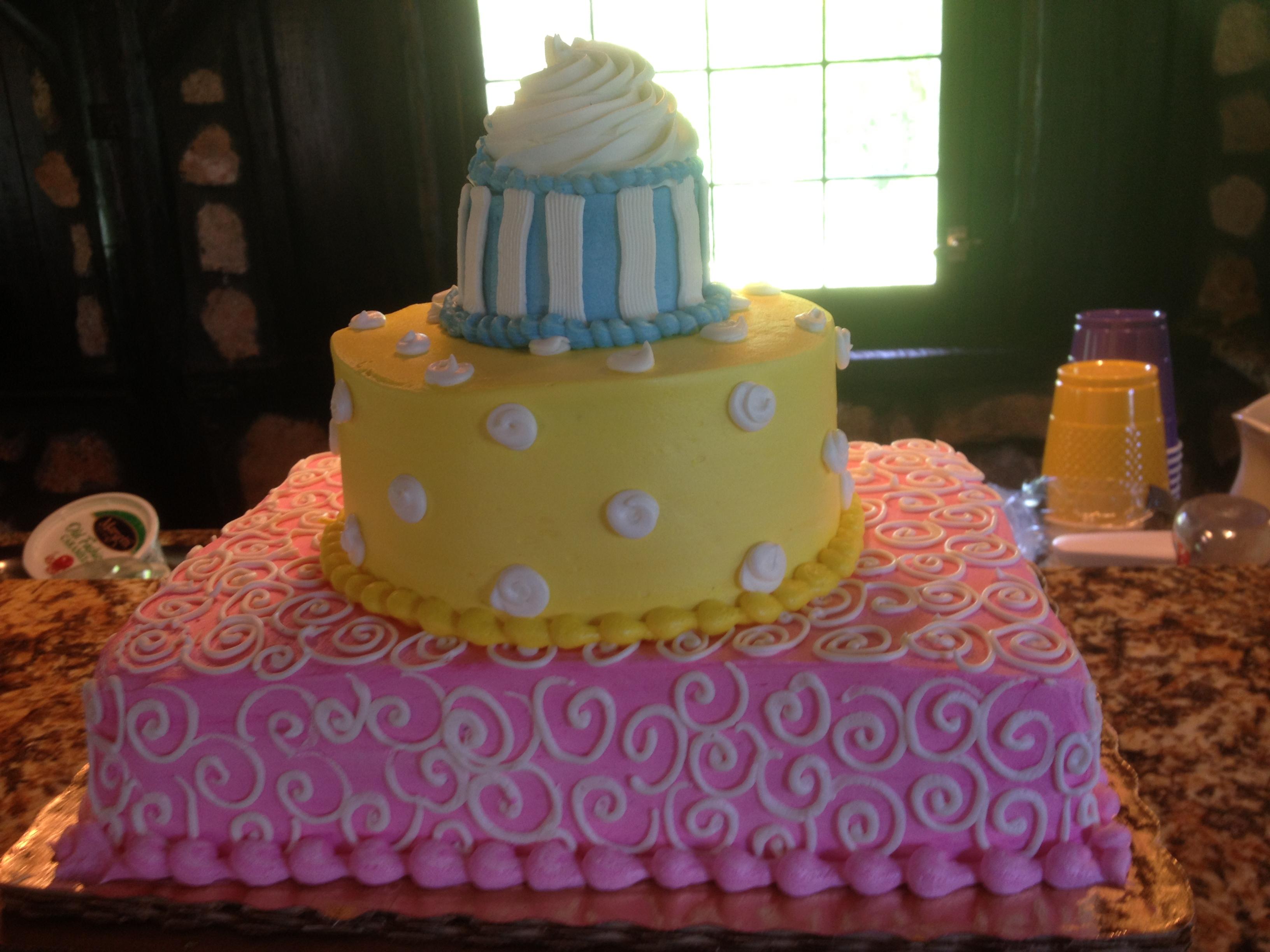 9 Custom Birthday Cakes Publix Photo Birthday Celebration Cake