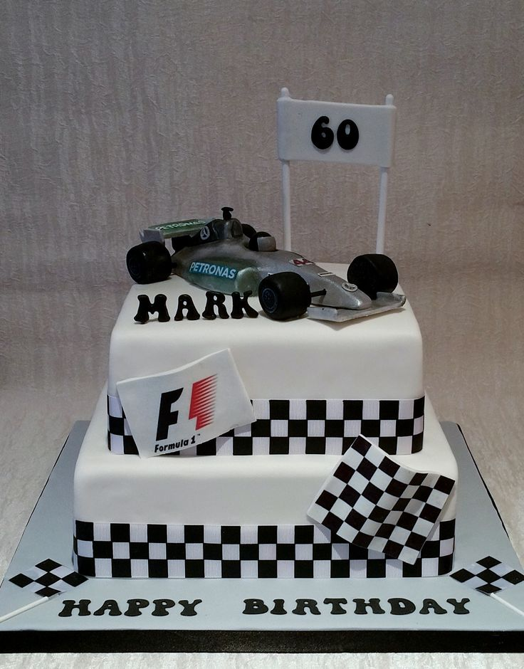 7 Black Sedan Car Shaped Cakes For Boys Photo Disney Cars Birthday