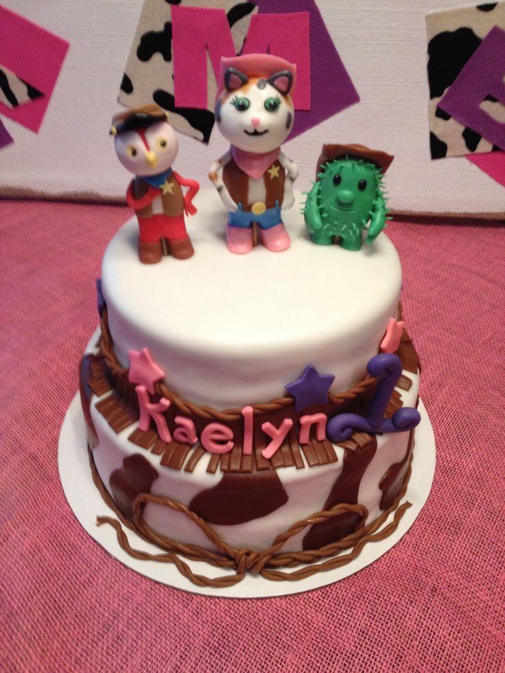5 Photos of Cakes With Edible Screenprint