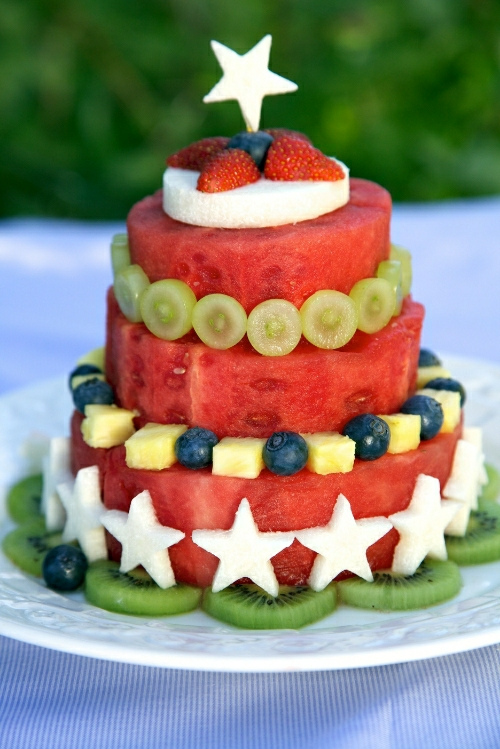 11 Photos of Cakes Made With Fresh Fruit