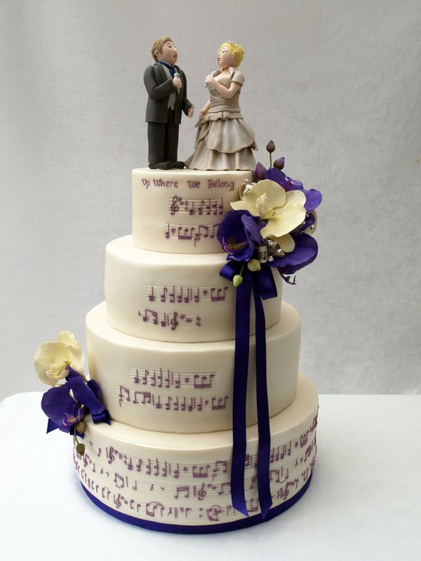 Music Wedding Theme Choice Image Decoration Ideas Images 12