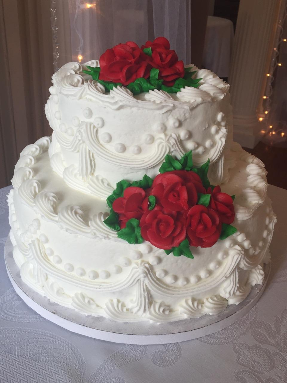wedding cake frosting crisco 10 2 tier wedding cakes with buttercream icing photo 22730