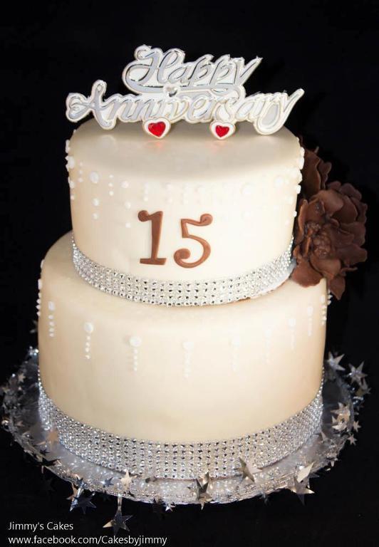 9 15 Anniversary Cakes Picture Gallery Photo 15 Birthday Cake