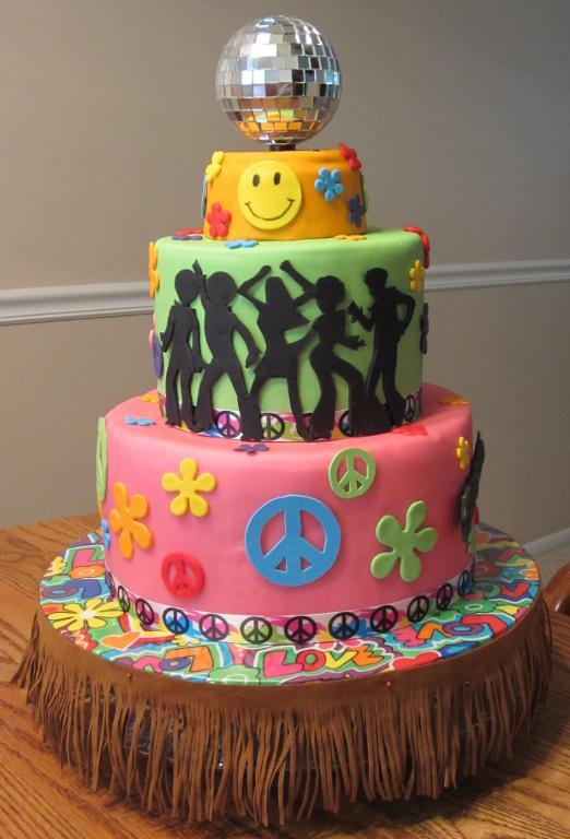 70s Birthday Cake Cake Recipe