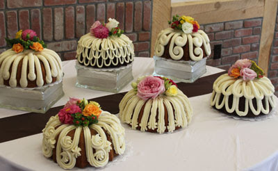 8 Decorated Bundt Cakes Cute Photo Bundt Cake Decorating Ideas