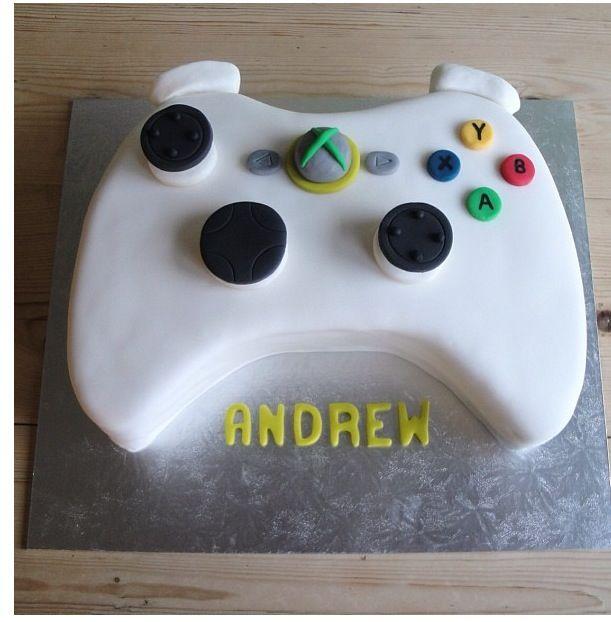 Cool Xbox Birthday Cakes