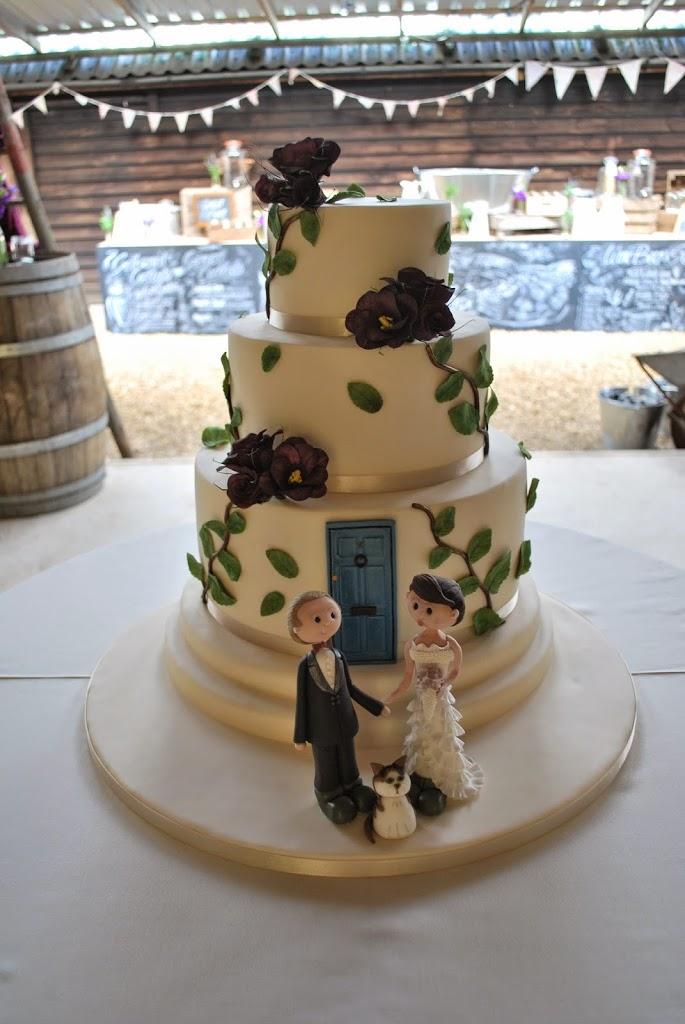 10 Farm Wedding Cakes Photo Farm Themed Wedding Cake Farm Wedding
