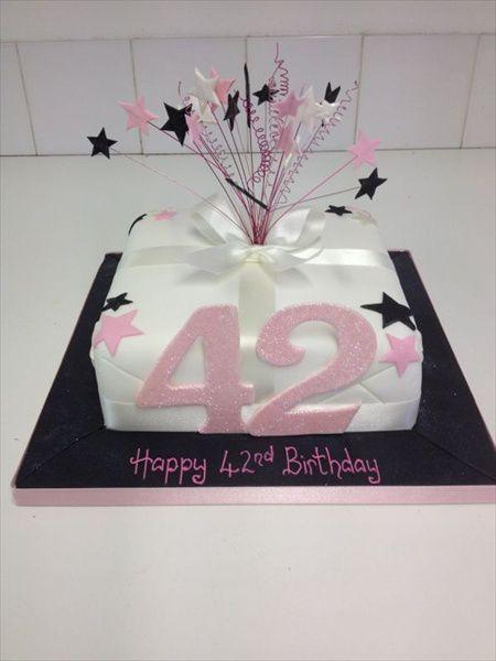 Swell 8 Happy 42Nd Wedding Anniversary Cakes Photo Chocolate Funny Birthday Cards Online Fluifree Goldxyz