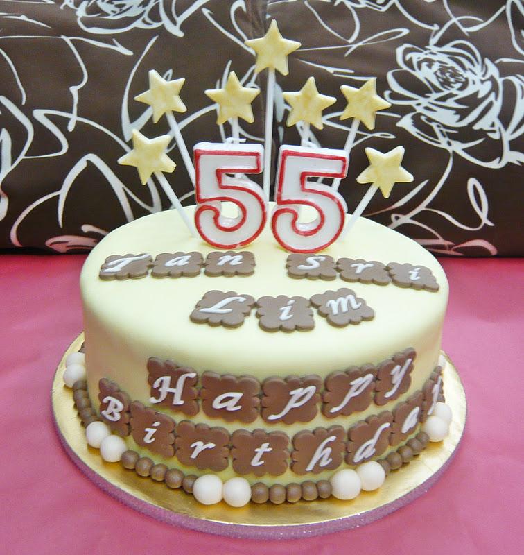 Wondrous 10 Happy 55 Bday Cakes Photo Fabulous 40 Birthday Cake Happy Personalised Birthday Cards Paralily Jamesorg