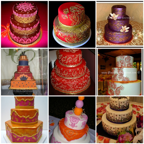 12 Indian Wedding Cakes Designs Photo Indian Sari Wedding Cake
